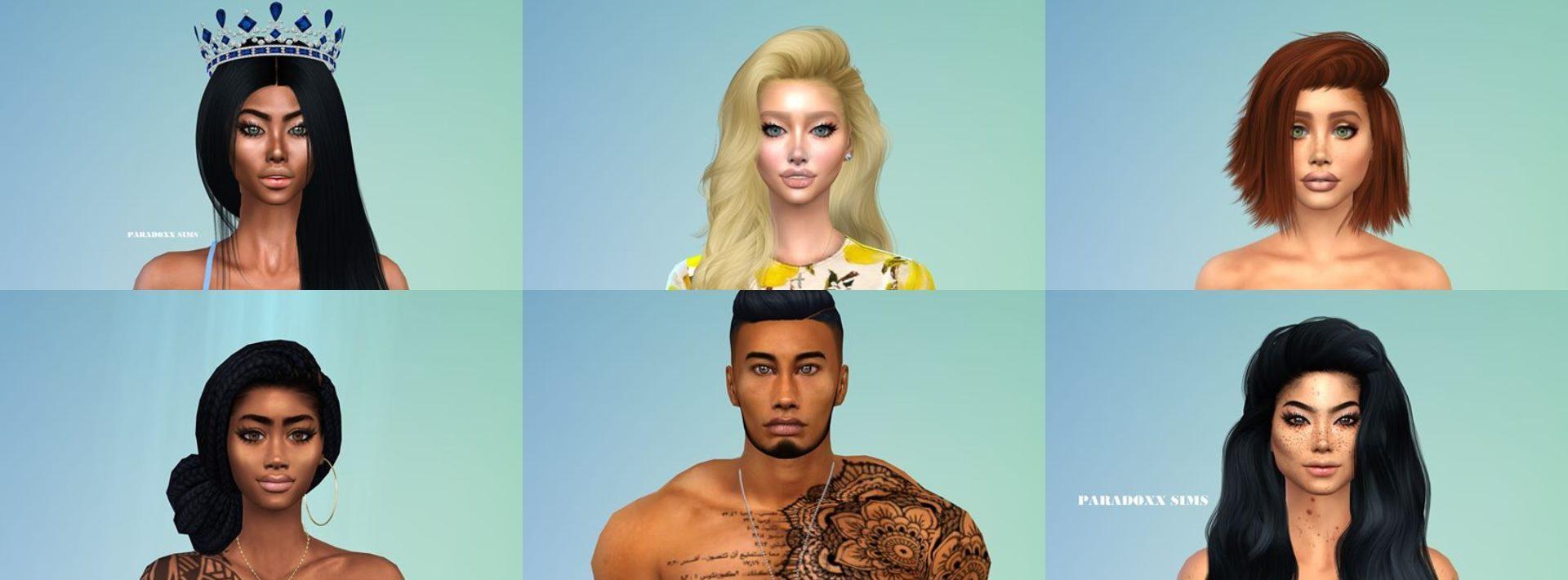 Paradoxx Sims